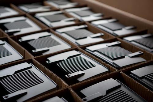 finiture in alluminio pressofuso