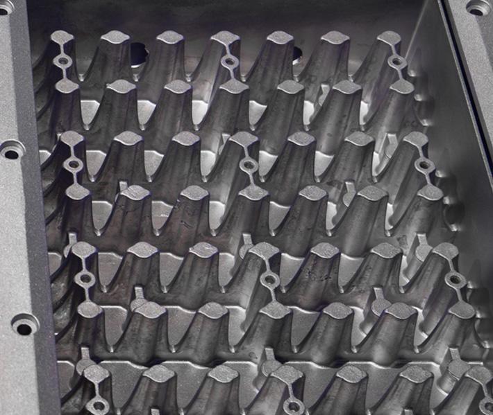 lavorazione di stampi di alta precisione - pressofusione alluminio - aluminium die-casting - aluminium druckguss